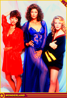 promotional photo of lynda carter as meredith lanahan michelle greene