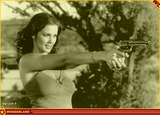 Lynda carter outlaw agree