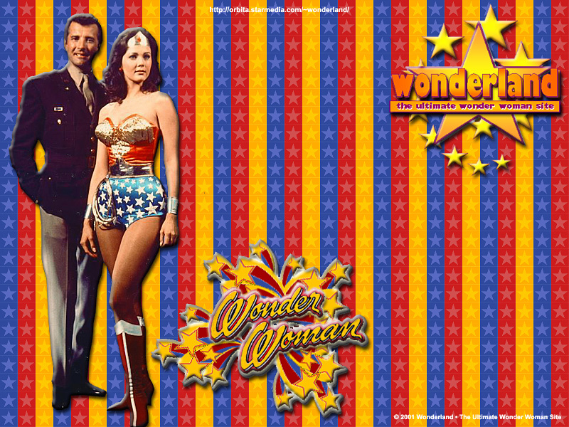 © 2001 by Wonderland • The Ultimate Wonder Woman Site. Original Photo © 1977 by ABC-TV / Warner Bros. TV.