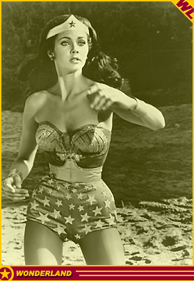 Wonder Woman Fotos De La Serie