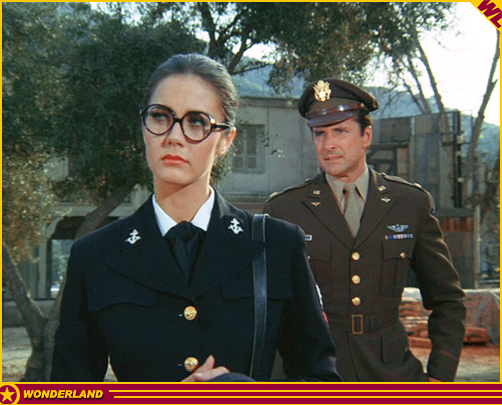 """Wonder Woman In Hollywood"" - � 1977 Warner Bros. Television / ABC-TV."