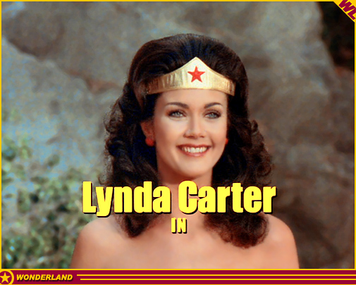 WONDER WOMAN - � 1977 Warner Bros. Television / CBS-TV.